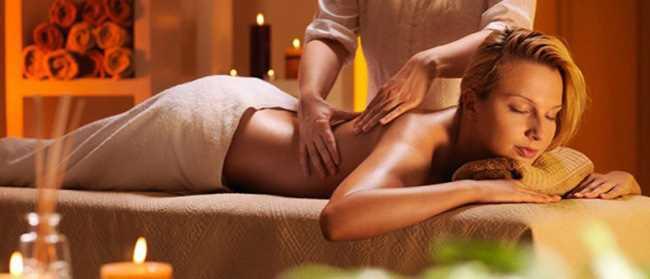 Абъянга - масляный массаж