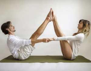 Основные асаны парной йоги