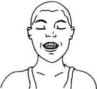 Шиткари-пранаяма (дыхание с шипением)