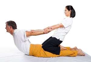 Тайский массаж в Казани